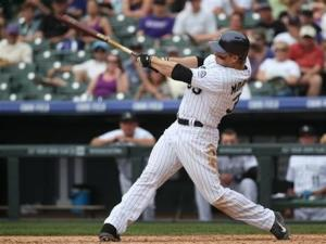 What could NL batting champ Justin Morneau bring in a deal?